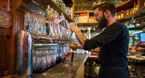 Pike Pub and Brewery Keeps Things Local