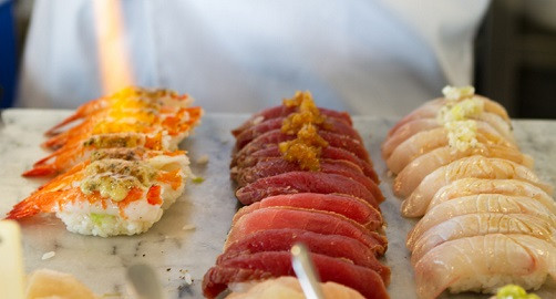 The Best Sushi in Canada