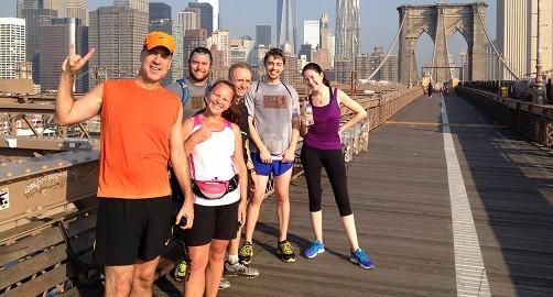 City Running Tours - New York City