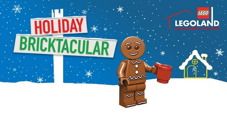 Holiday Bricktacular