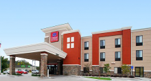 Comfort Suites Manhattan, Kansas