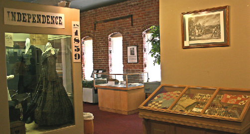 1859 Jail, Marshall's Home & Museum