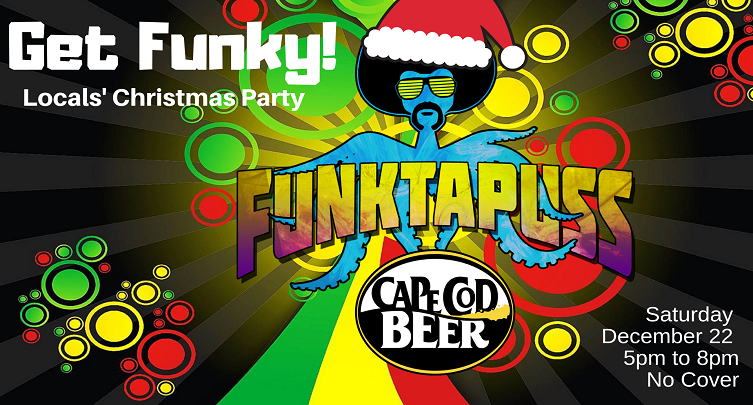 Locals Christmas Party! Get Funky!