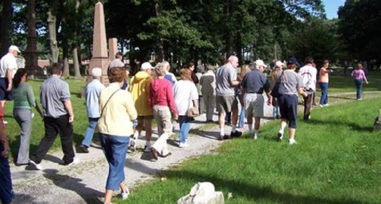 Cemetery Walk and Monument Tour