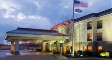 Akron Hampton Inn