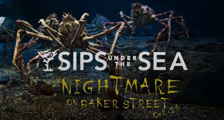 Sips Under the Sea - Nightmare on Baker Street