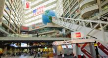 CNN Studio Tours - Philips Arena