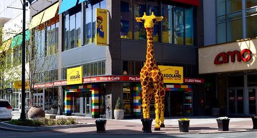 Legoland Discover Center | Somerville, MA - visitorfun.com