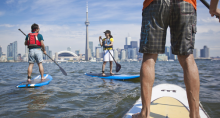 Harbourfront Canoe and Kayak Centre