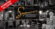 Supano's Prime Steakhouse, Seafood and Pasta
