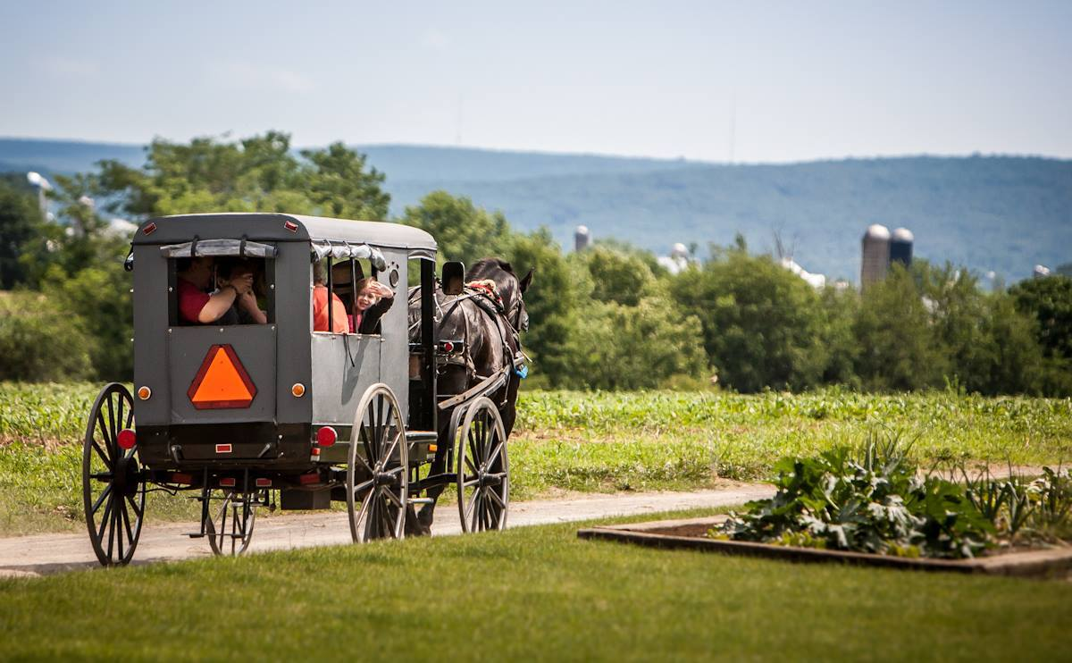 Amish Family Tour