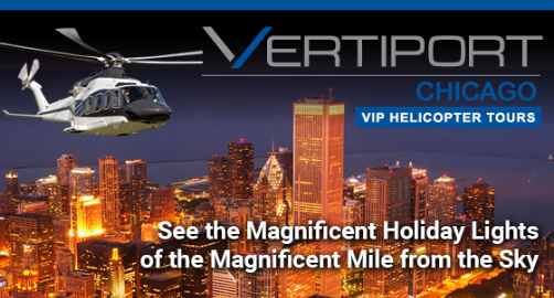 Vertiport Holiday Lights Tour