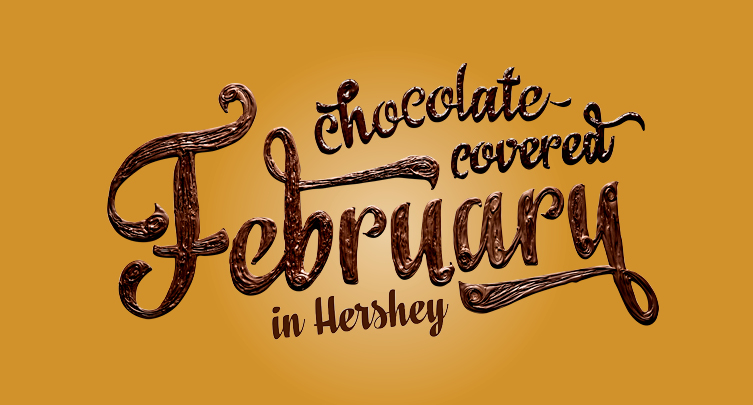 Chocolate-Covered February