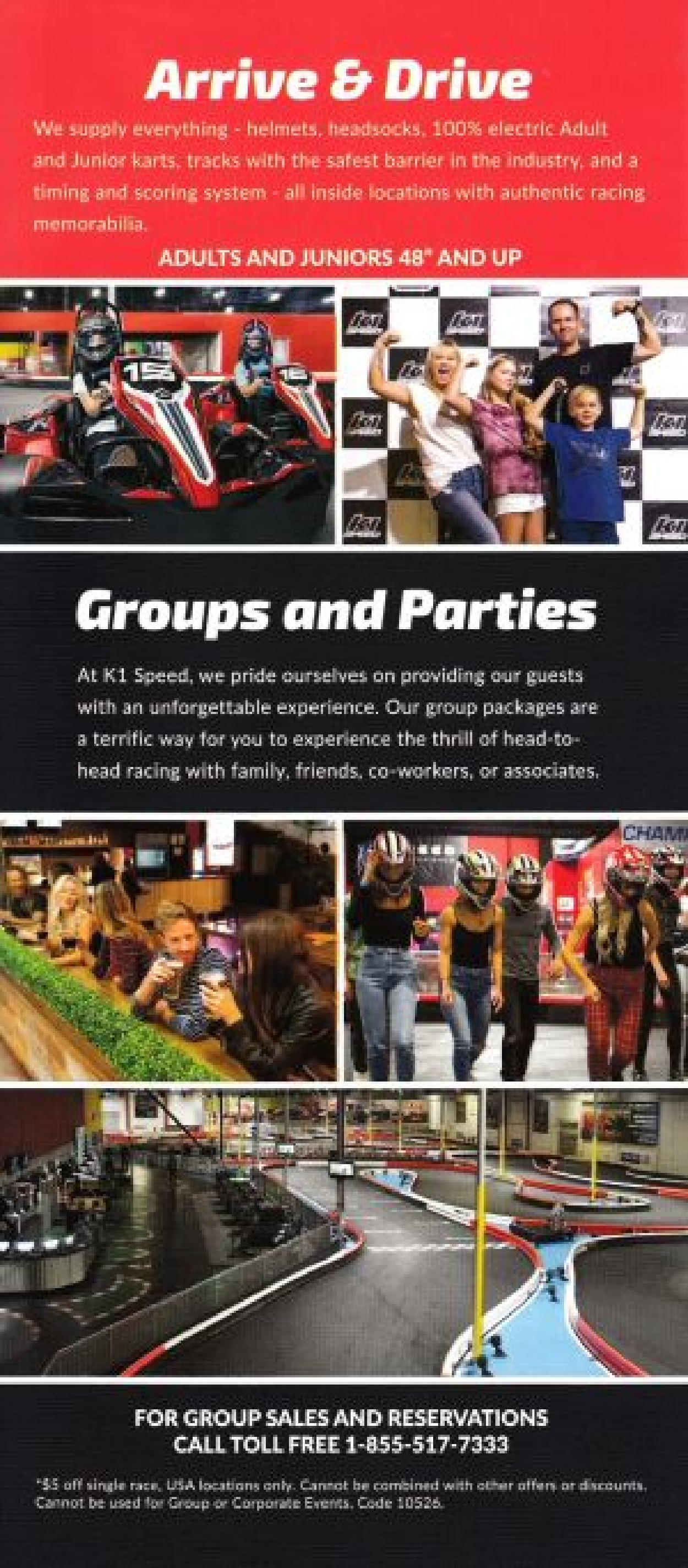 K1 Speed | Irvine, CA - visitorfun com