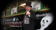Old Town Trolley - Ghost & Gravestones Tour