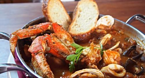 Cioppino's on the Wharf