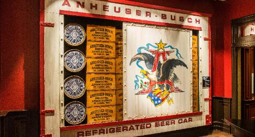 Beer Museum at Anheuser-Busch