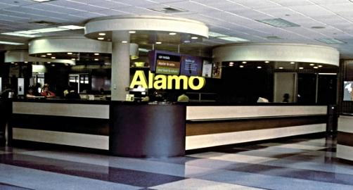 Alamo Rent A Car Anaheim Ca