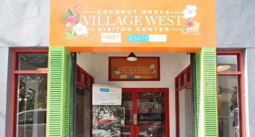 Coconut Grove Village West Visitor Center