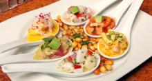 Jaguar Ceviche Spoon Bar