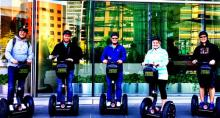 Detroit Segways Tour & Rental