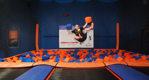 Sky Zone Manchester