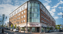 Residence Inn by Marriott Downtown Portland Waterfront Hotel