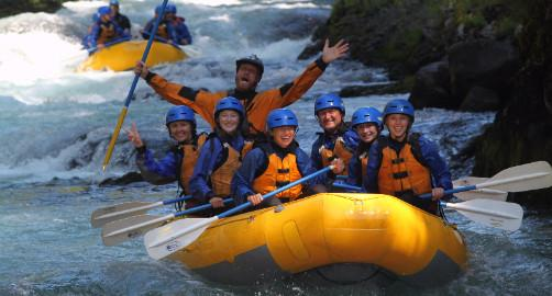 Wet Planet Rafting