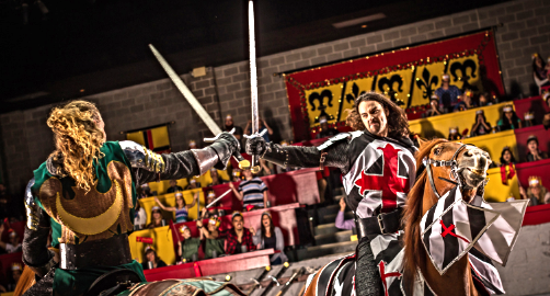 Medieval Times Dinner & Tournament - Dallas