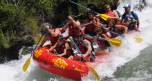 Sun Country Tours Whitewater Rafting