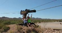 Superstition Zipline
