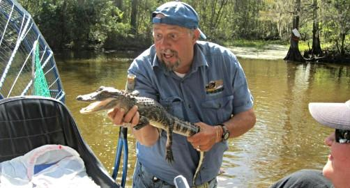 Airboat Swamp Tours & Plantations