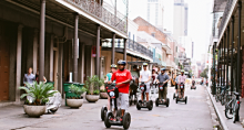 City Segway Tours - New Orleans