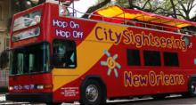 City Sightseeing New Orleans Tours