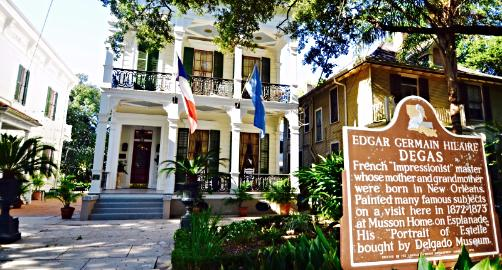 Historic New Orleans Walking Tours