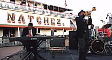 Steamboat Natchez Cruises