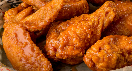 Image result for rooster's wings