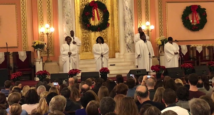 Harlem Holiday Gospel Concerts