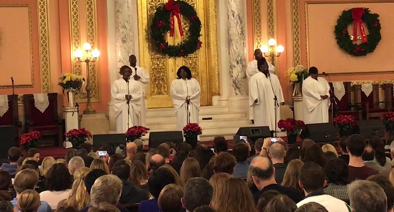Harlem Holiday Gospel Celebration