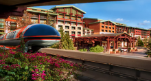 Grand Californian Hotel & Spa
