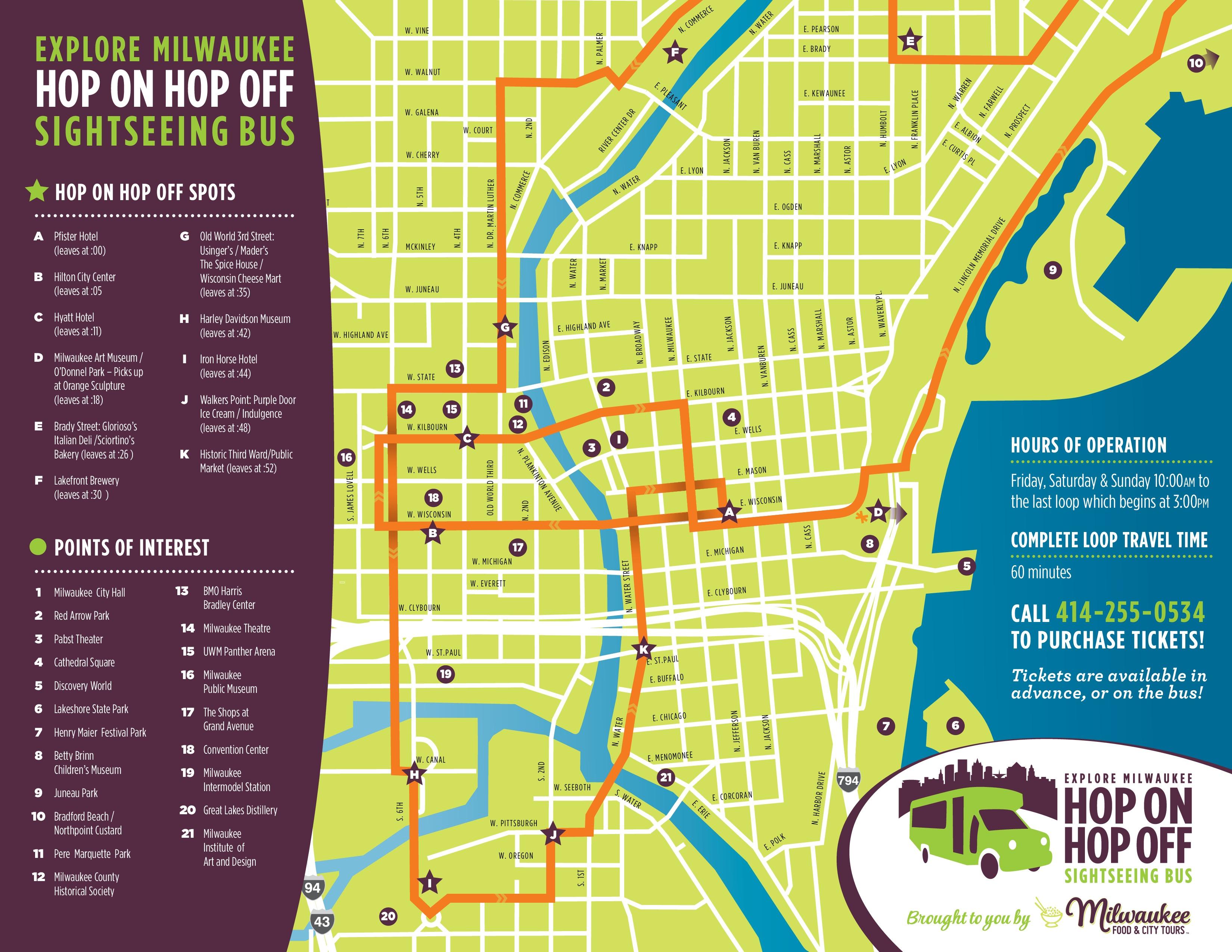 Milwaukee City Tours Milwaukee WI visitorfuncom