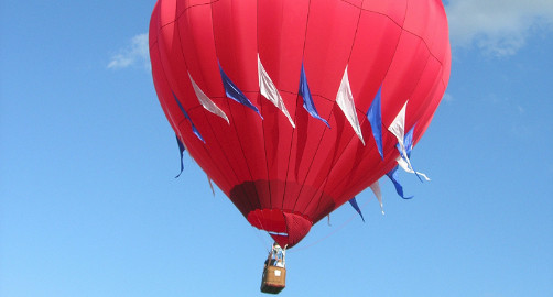 Private Lancaster County Hot Air Balloon Ride for Two