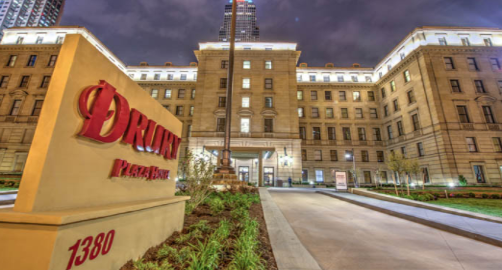 Drury Plaza Hotel Cleveland Downtown