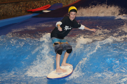 Surfing Kids Camp