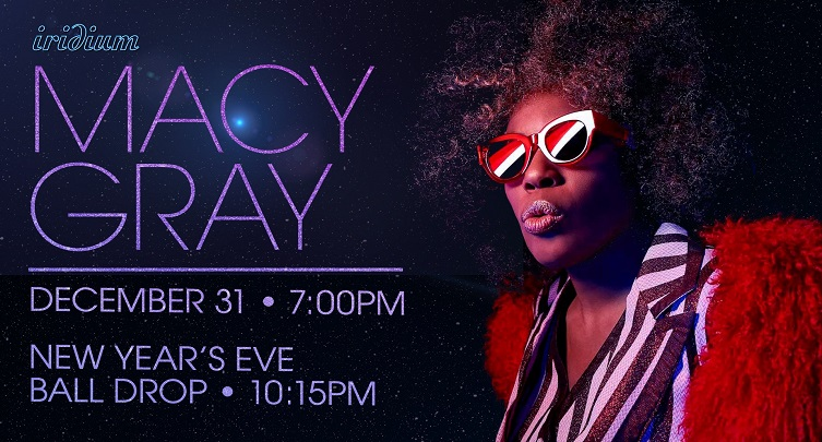 Macy Gray's New Year's Eve
