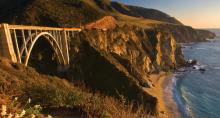 Iconic Highway One Drive