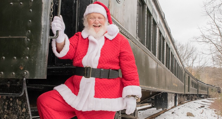 Santa's Polar Bear Express