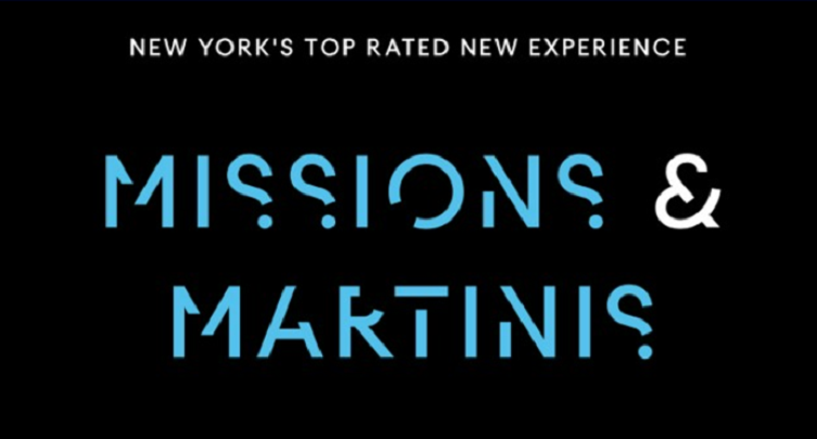 Missions & Martinis