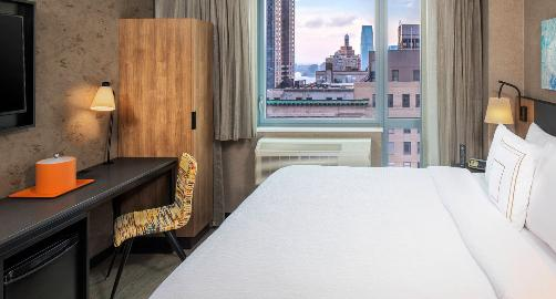 Fairfield Inn & Suites by Marriott Downtown Manhattan WTC