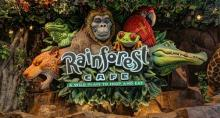 Rainforest Cafe - Woodfield Mall